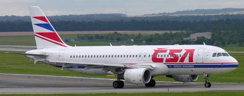 CSA Czech Airlines
