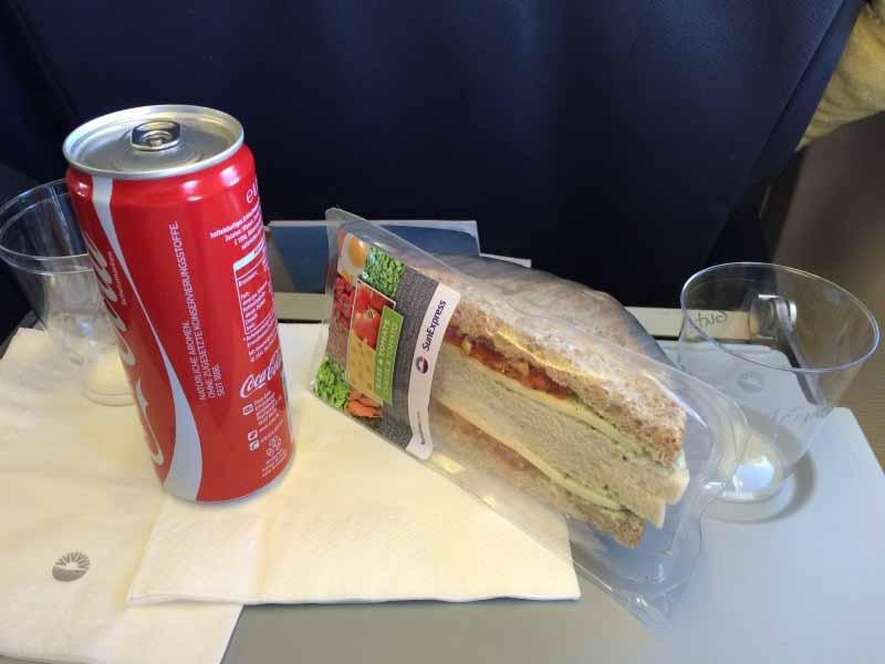 Sandwich Käse/Tomate