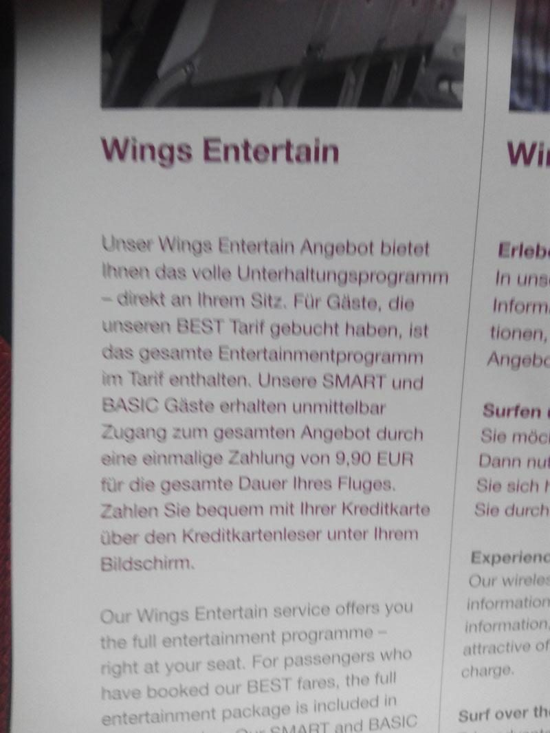 9,90 EUR f�r das Entertainment-Paket...
