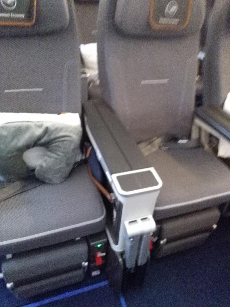 Premium Eco A380