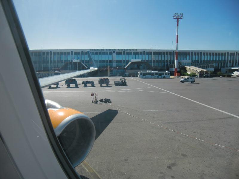 Flughafen Heraklion