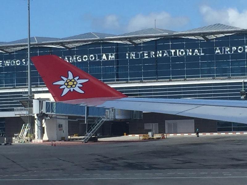 Flughafen Maurizius