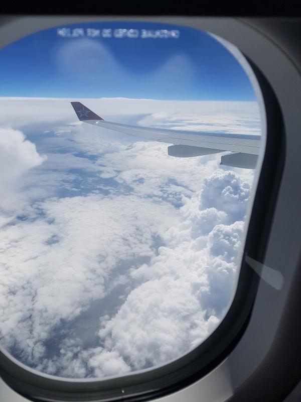 �ber den Wolken