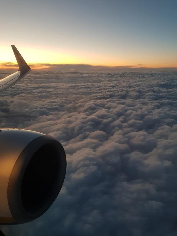Im Flug