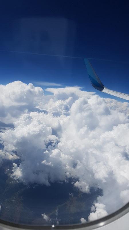 Wolken �ber Andorra