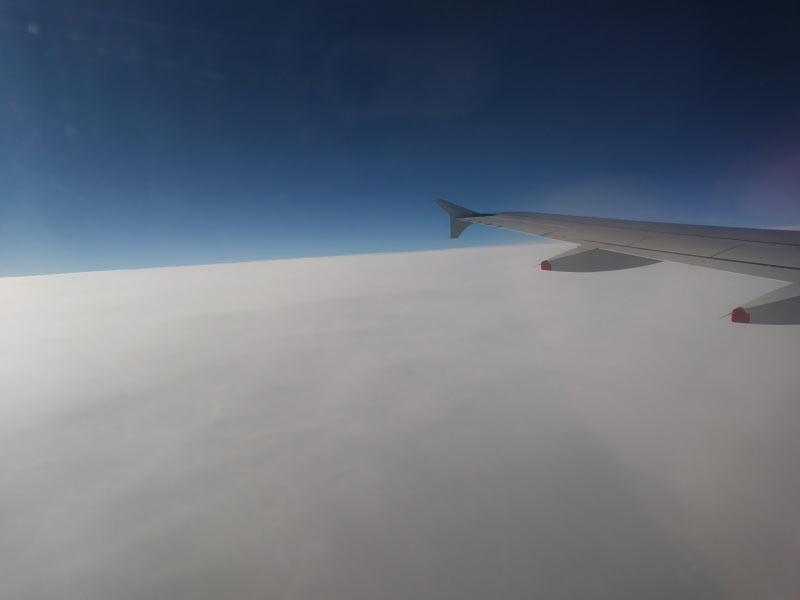 �ber den Wolken ?.