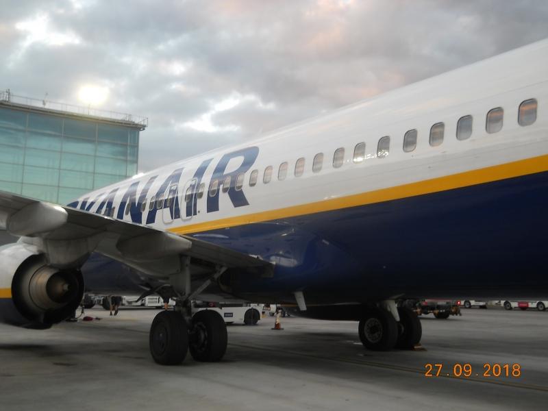 Erfahrungen Ryanair