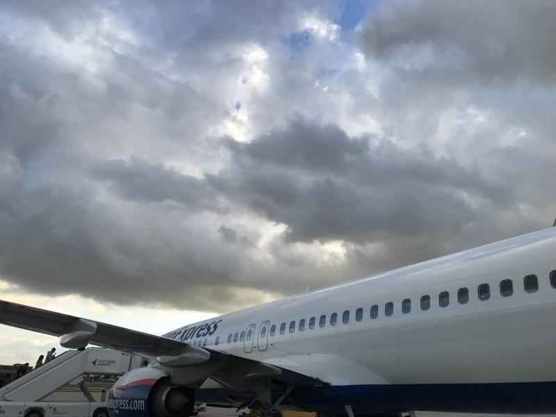 Boeing 737-800 Reg.: TC-SOG