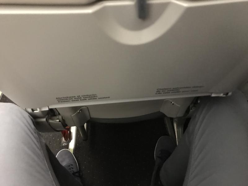Normale Sitzreihe