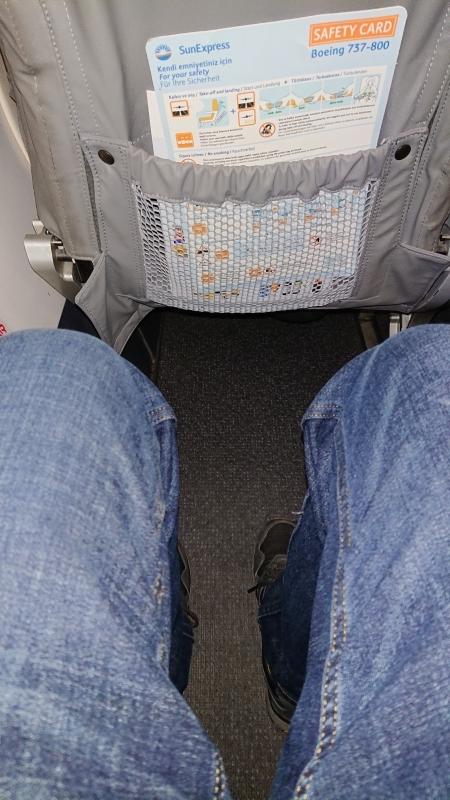 XL Seat 18a