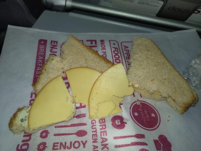 Der Sandwich!!
