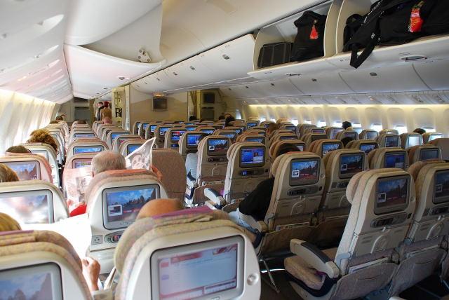 Neue Boeing 777-300ER | Bewertung Emirates Fl?ge buchen