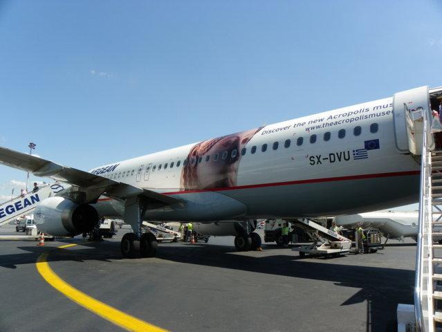 Aegean Airlines Bewertung