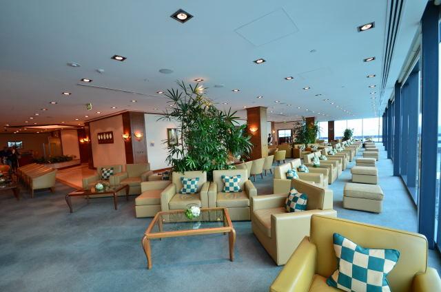 EK Lounge MEL