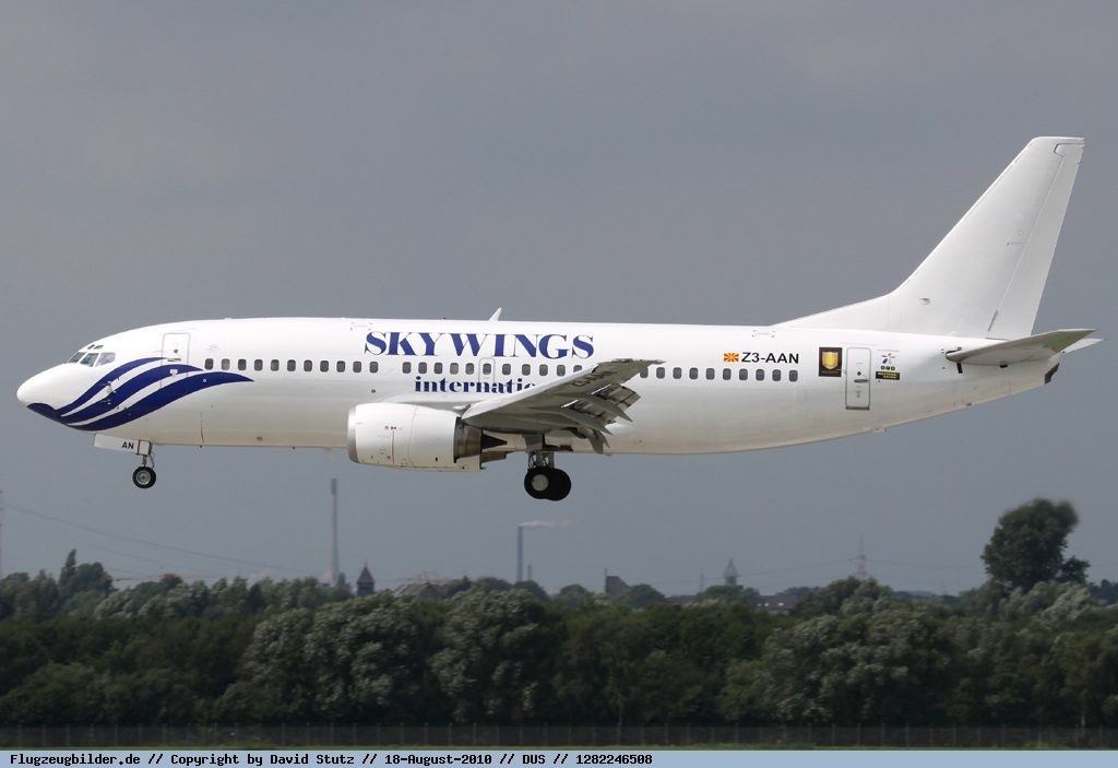 AirLift Service (Skywings International)