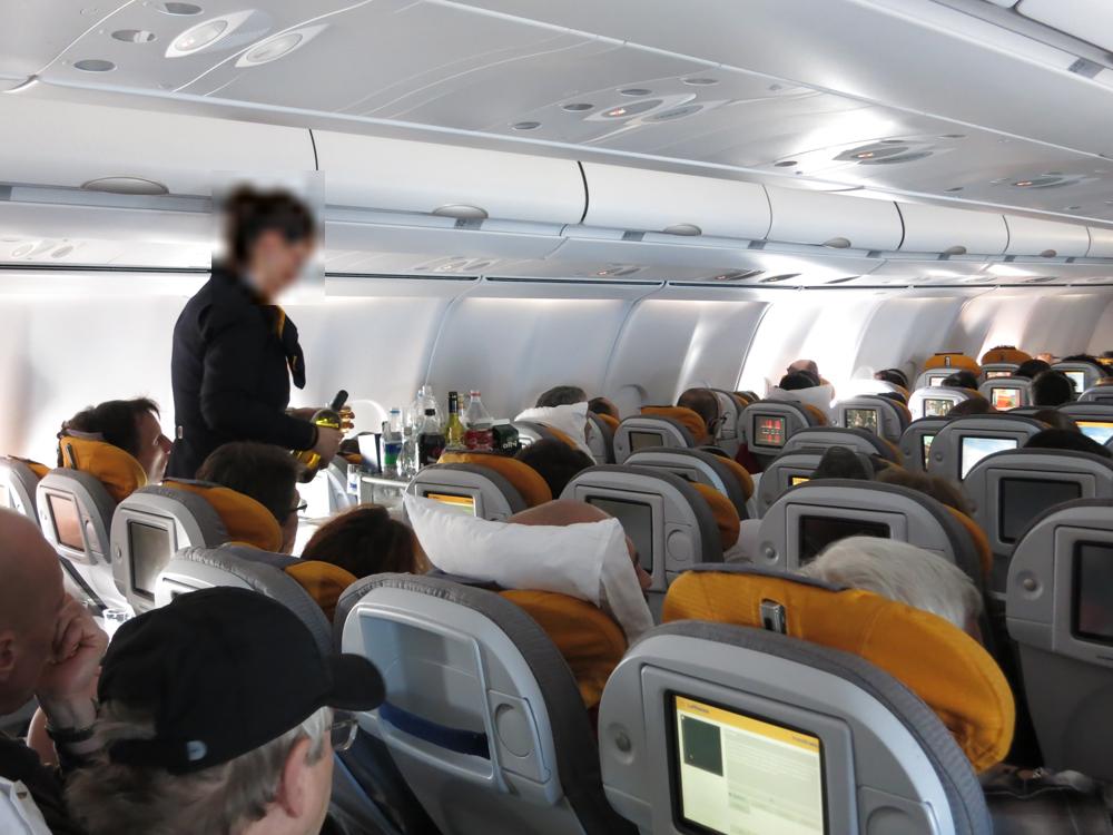 Super Service bei der Lufthansa!