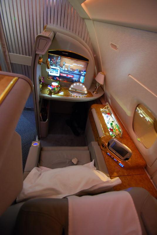 First Class Suite K1 im A380