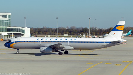 A321-131 D-AIRX
