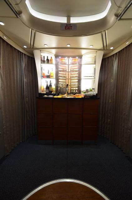 First Class Bar