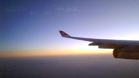 Sonnenaufgang �ber Afghanistan
