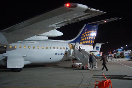 D-AEWQ, Flugzeug auf dem R�ckflug (opb Eurowings)
